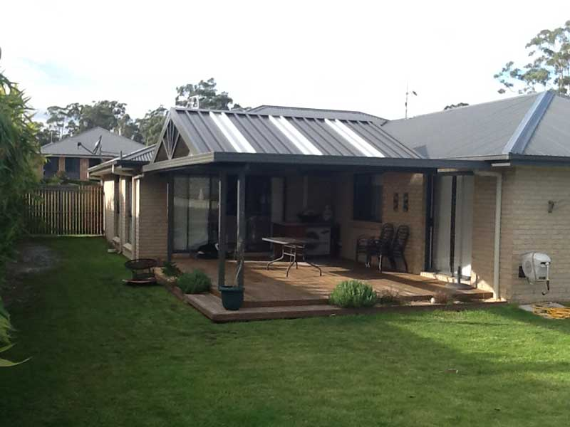 mesmerizing living room addition gable roof | All Seasons Patios Home Addition | Gable Roof, Pitched ...