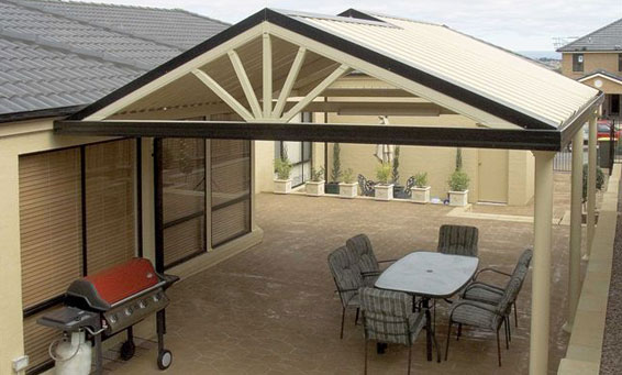 gable patio roof designs images
